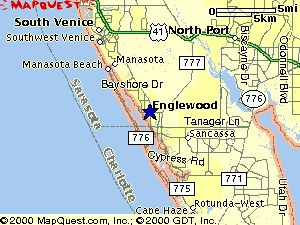 Englewood Florida Map.Sarasota And Englewood Florida Area Information Near This Private